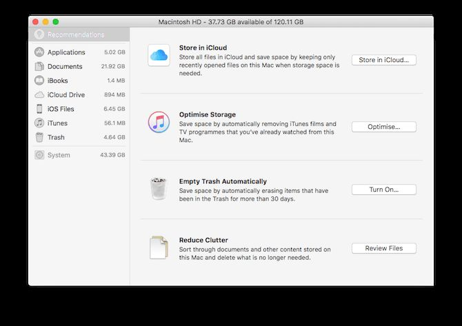 MacBook mejorar la vida de la batería 4