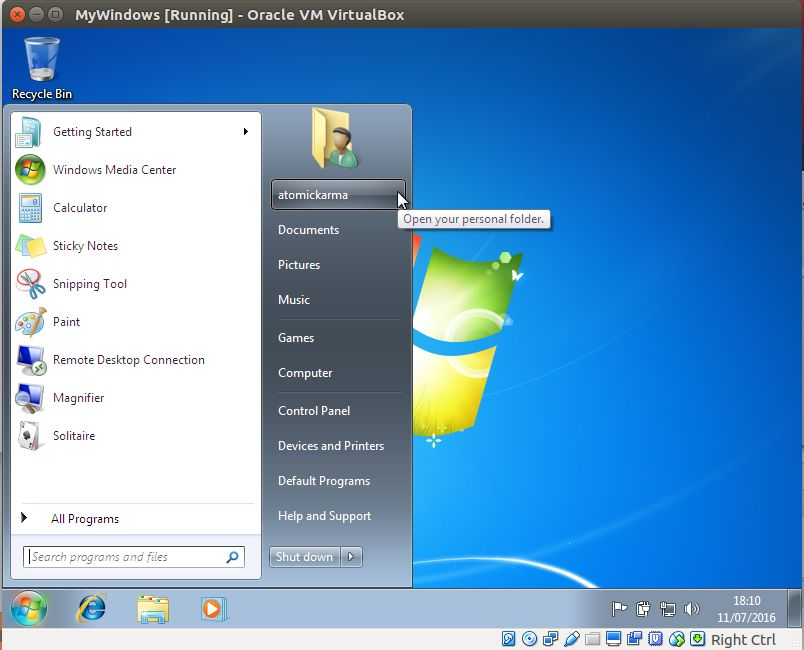 Muo Windows Linux MSOffice 7