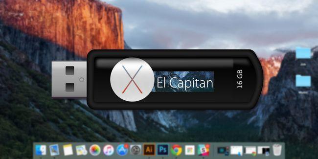 Cómo instalar mac os x utilizando una unidad usb extraíble