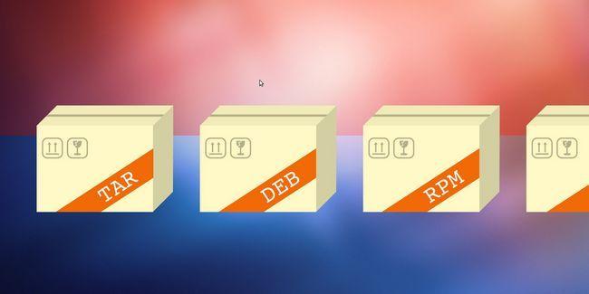 Cómo instalar el software en linux: explican formatos de paquetes