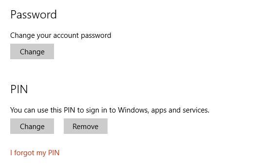 Muo-security-w10-biometría-password-pin