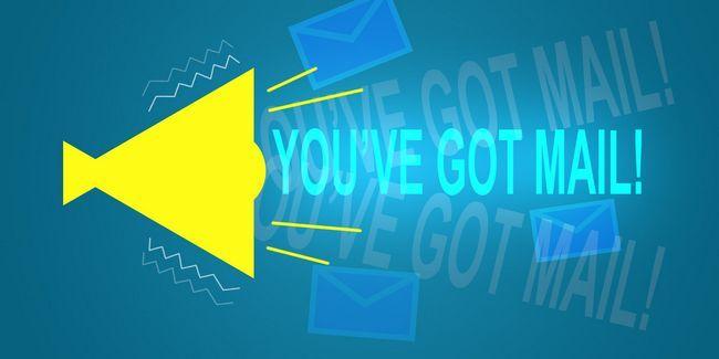 Como hacer un timbre de correo electrónico muy ruidoso con littlebits