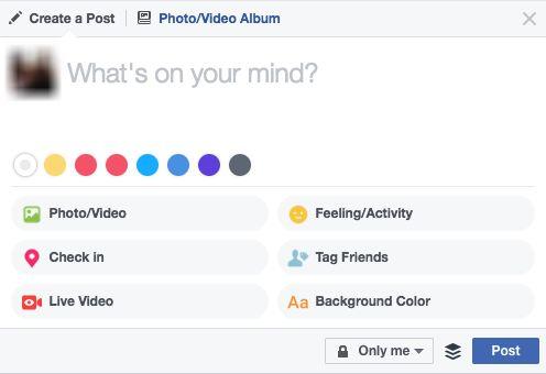facebook nuevo puesto