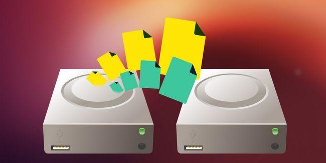 Cómo hacer copias de seguridad de datos en ubuntu y otras distribuciones