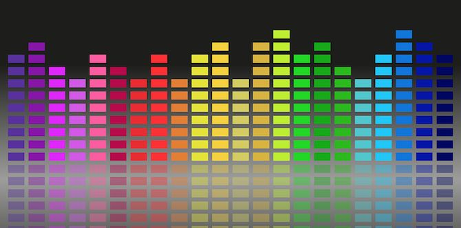 ecualizador de música en streaming