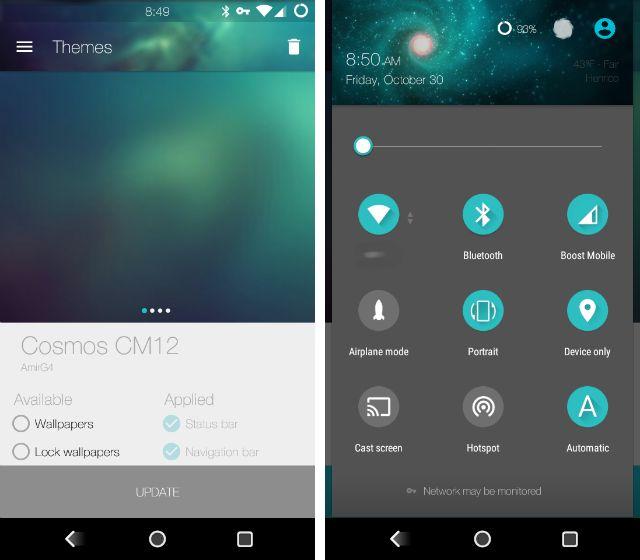 CreateCyanogenModThemes-Cosmos