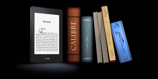 Cómo gestionar su colección de libros electrónicos para el kindle de amazon con el calibre