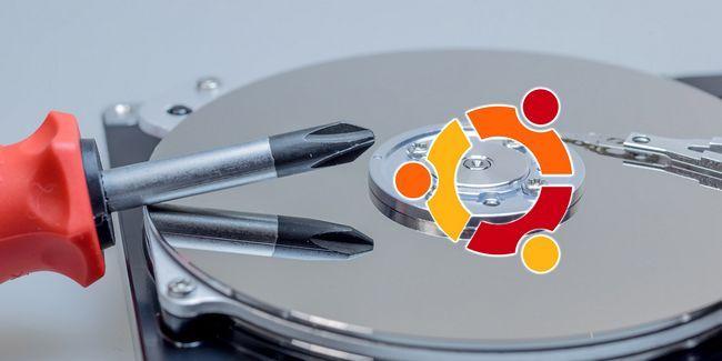 Cómo administrar su disco duro con ubuntu utilidad de disco