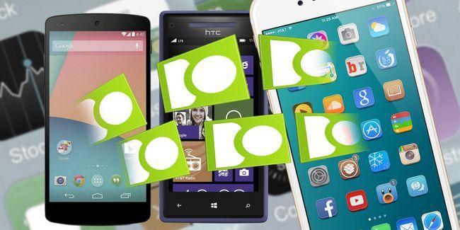 Cómo migrar de android, win para iphone