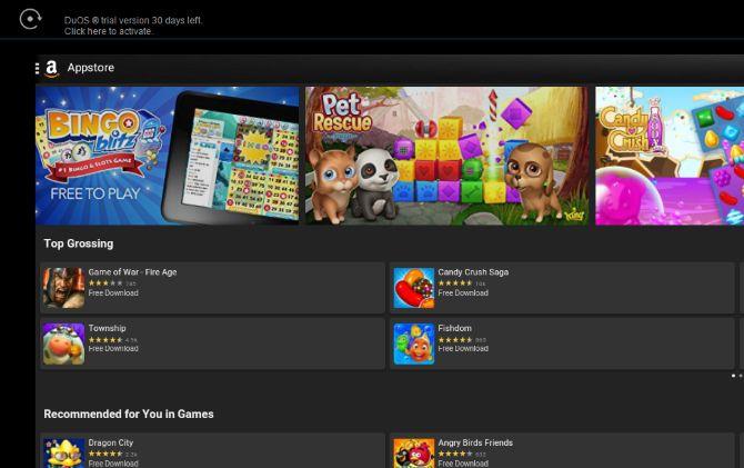 Juegos de Android en PC - Duos