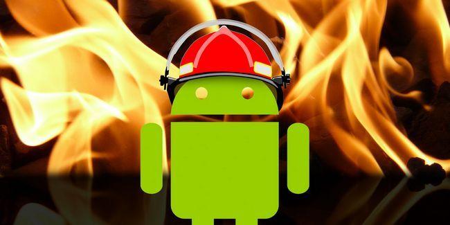 Cómo evitar que su teléfono androide del sobrecalentamiento