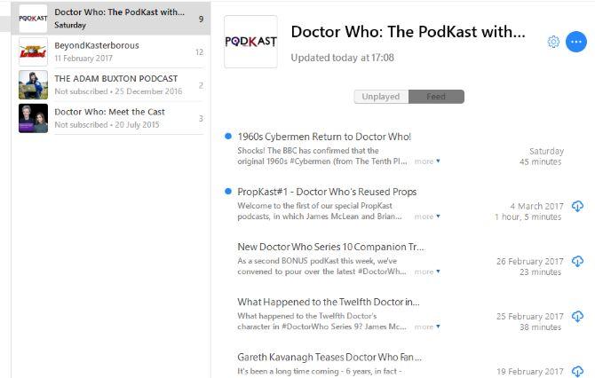 podcast de promover itunes