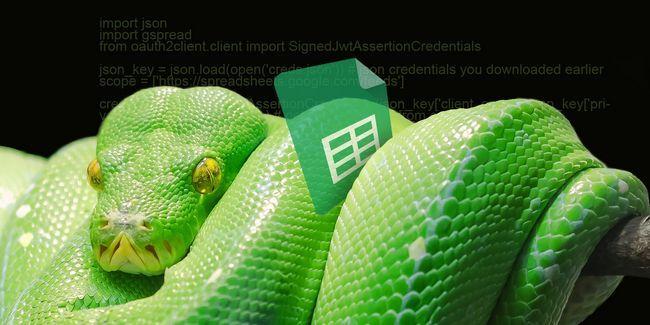 Cómo leer y escribir en google hojas con python