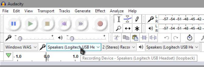 sistema de registro de audio audacia ventanas