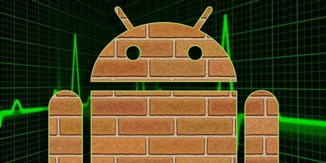 Cómo recuperar un teléfono androide de ladrillo