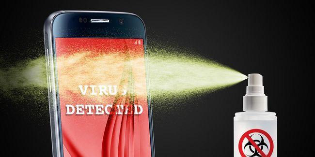 ¿Cómo eliminar un virus de android sin un restablecimiento de fábrica