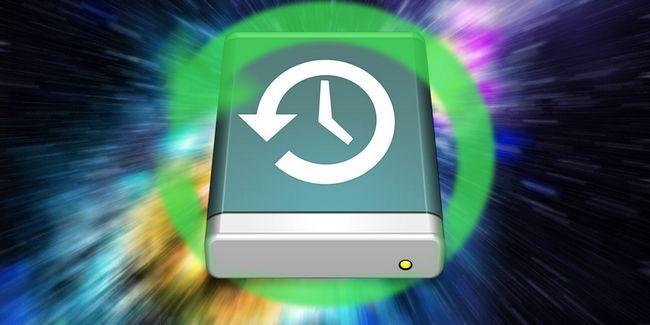 Cómo restaurar los datos de copias de seguridad de time machine