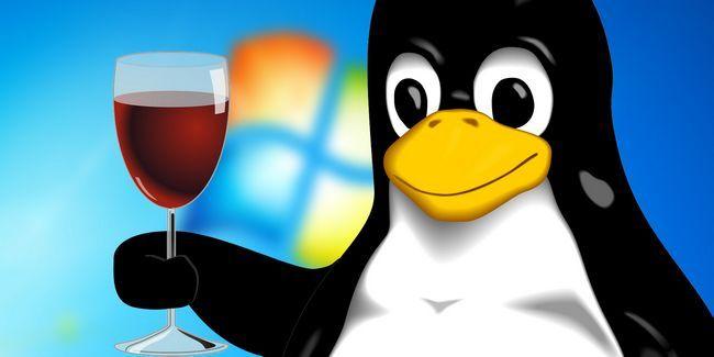 Cómo ejecutar aplicaciones de windows y juegos con el vino linux