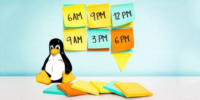 Cómo programar tareas en linux con cron y crontab