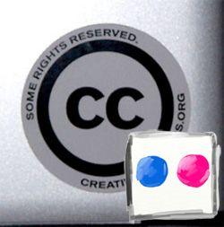 Sistema de búsqueda y de crédito con la licencia pertinente fotos en flickr-[firefox]