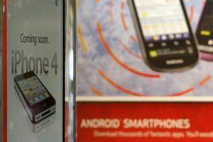 aplicaciones para compartir archivos funcionan en ambos teléfonos y tabletas.