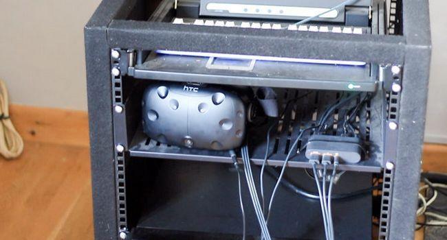instalación de realidad virtual perfecta