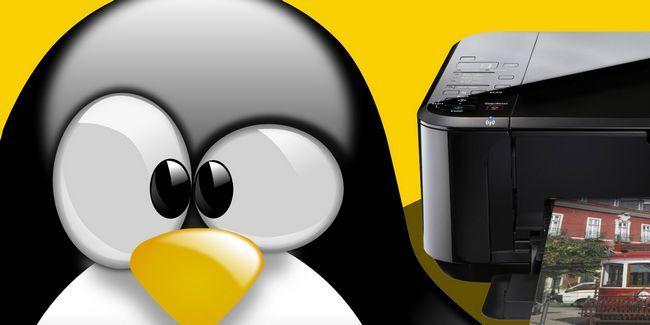 Cómo configurar la impresora inalámbrica y usb en linux