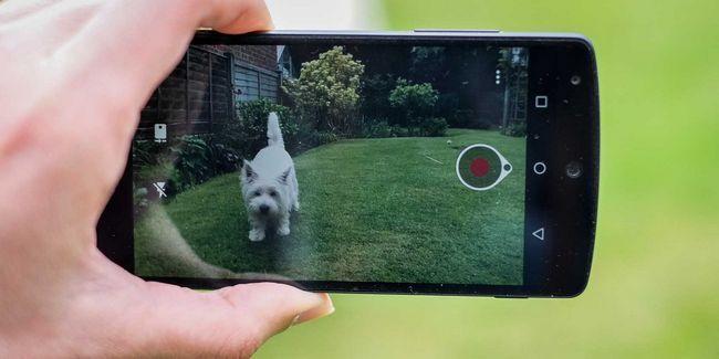 Cómo grabar vídeos hyperlapse al estilo instagram en android