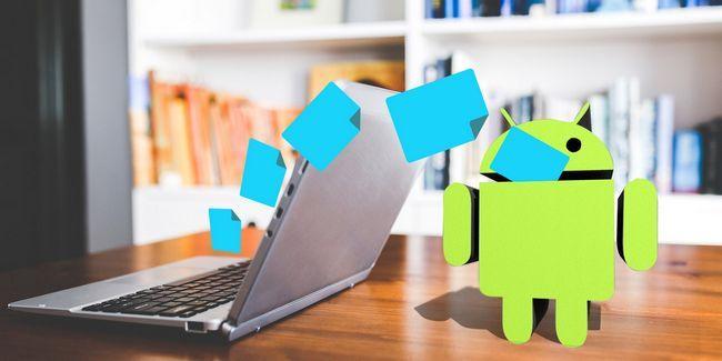 Cómo sideload cualquier archivo en su teléfono android o tableta