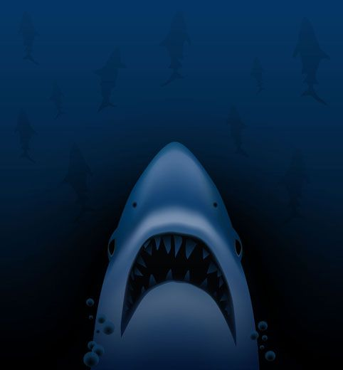 El miedo de la natación