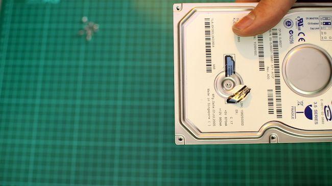 Garantía de HDD