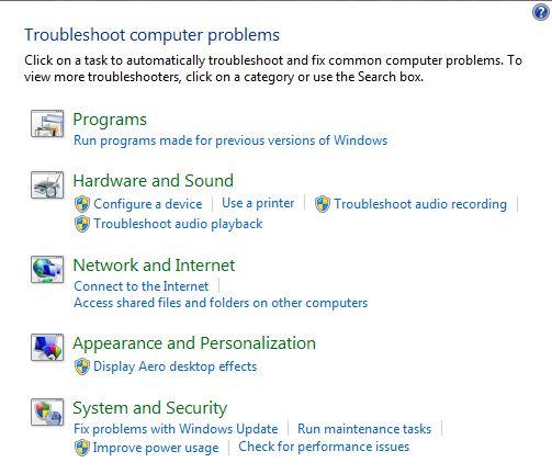 Solución de problemas de audio
