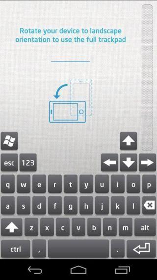 cómo-a-uso-android-teléfono-tablet-como-ratón-teclado-trackpad-para-Windows-Intel-remoto-Teclado-setup-retrato