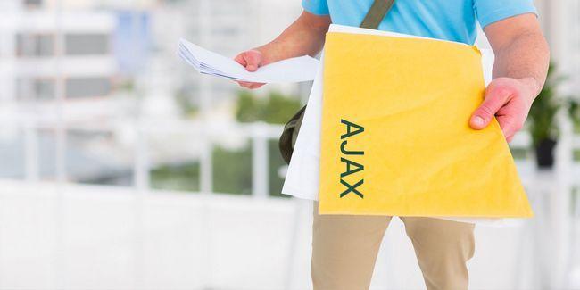 Cómo usar ajax para enviar un formulario web