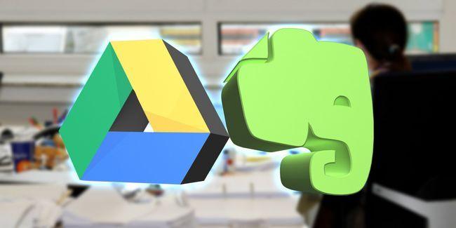 7 Maneras creativas de utilizar el poder de google drive con evernote