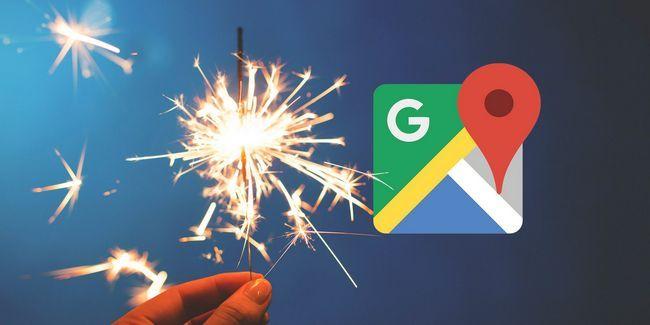 Cómo utilizar los mapas de google en 8 días importantes del calendario
