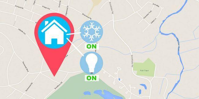 Cómo utilizar la ubicación gps para hacer su casa le dan la bienvenida a casa