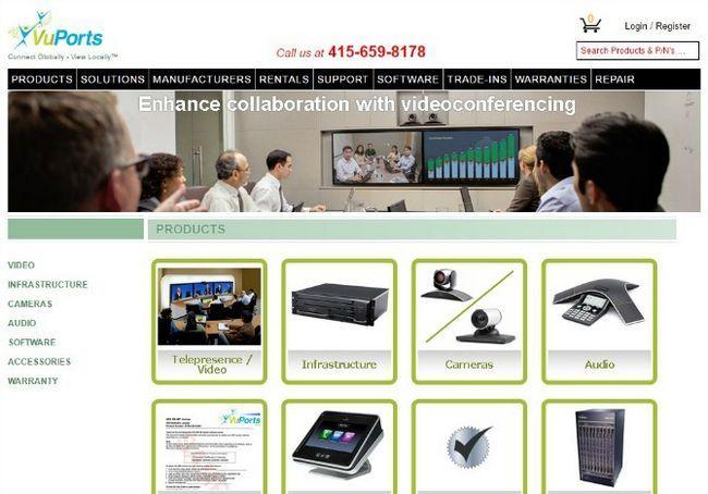 vuports página web