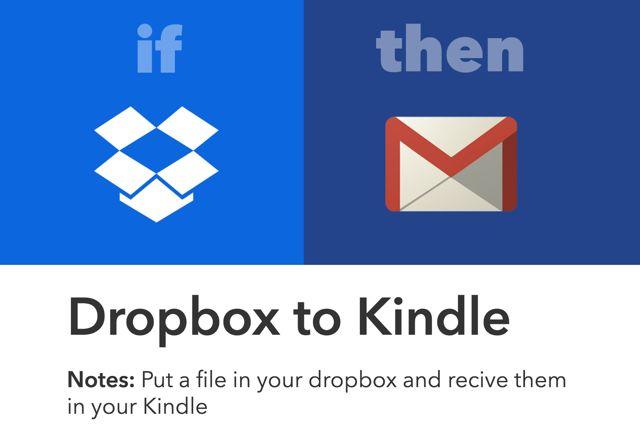 Dropbox a encender