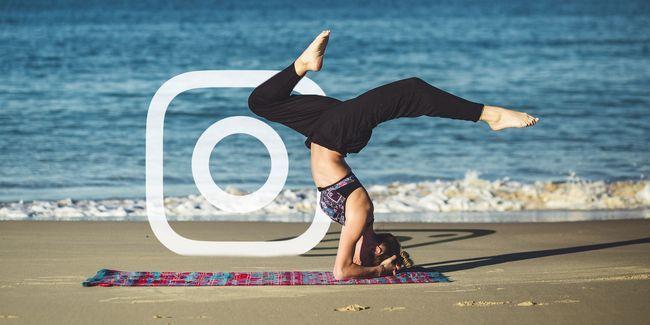 Cómo utilizar instagram para vivir una vida más saludable