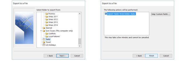 OutlookExportFinish