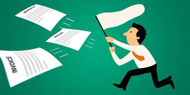 Cómo utilizar el internet para perseguir facturas impagadas