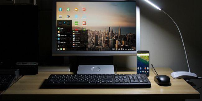 Cómo utilizar su teléfono android para reemplazar su pc de escritorio