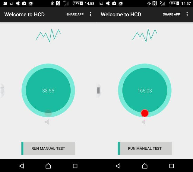 Muo-Smartphone-CCTV-detector aplicación