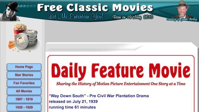 películas clásicas libres de jimbo berkey
