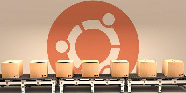Como nuevo formato de paquete de ubuntu 16.04 hace que el software de instalación de un complemento