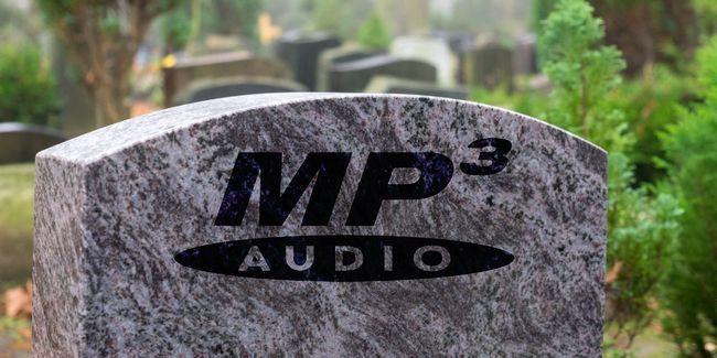 """¿Cómo será la """"muerte de mp3"""" afectarle?"""