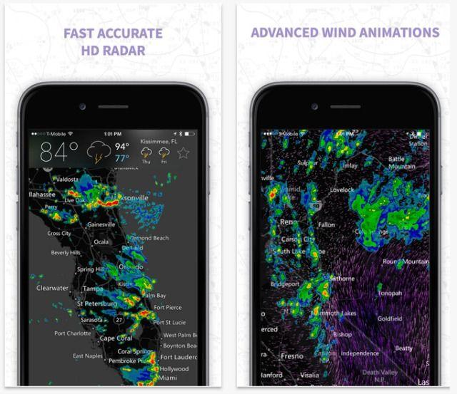 radar de NOAA