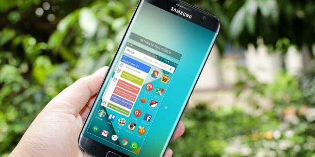 Si usted tiene un teléfono android de samsung, que tenga que probar estas características