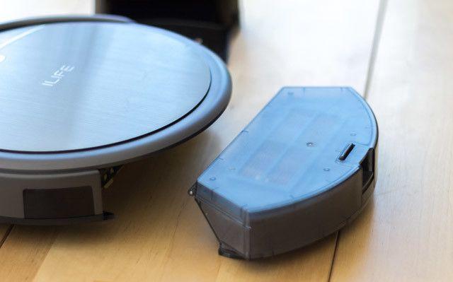 ilife a4 - eliminación de la caja de polvo fácil